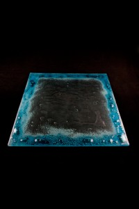 46cm Square Bubble Platter