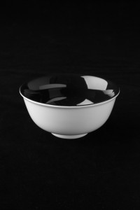 Black Rice Bowl 11cm