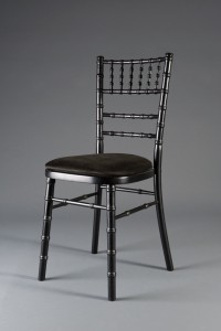 Camelot Chair Black