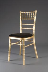 Camelot Chair Gilt