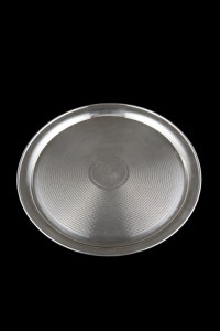 EPNS Silver Tray 16 Round
