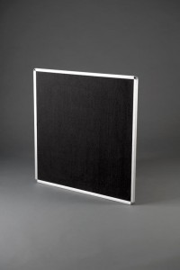 Metal Black board