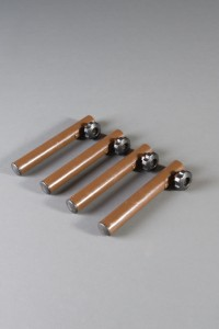 Set of four leg extenders