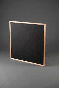 Wood Black board