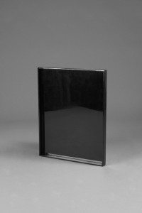 lacquer Tray Medium Black