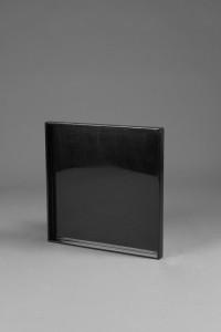 lacquer Tray Small Black